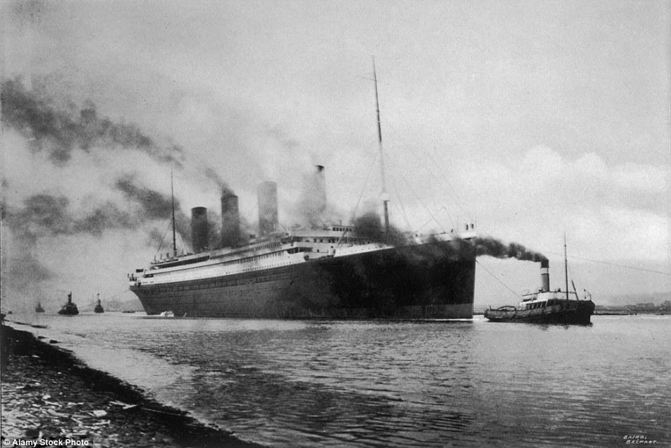 Лайнер — копия «Титаника», который отправится в плавание в 2018 году