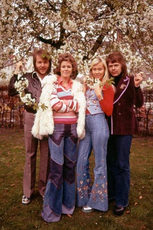 ABBA, 1974 год.