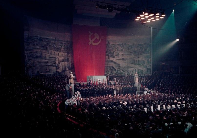 Приветственный концерт в честь Красной армии, Альбер-холл, Лондон, февраль 1943 года.