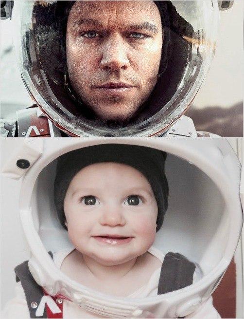«Марсианин» — научно-фантастический драматический фильм режиссёра Ридли Скотта с Мэттом Деймоном в главной роли.