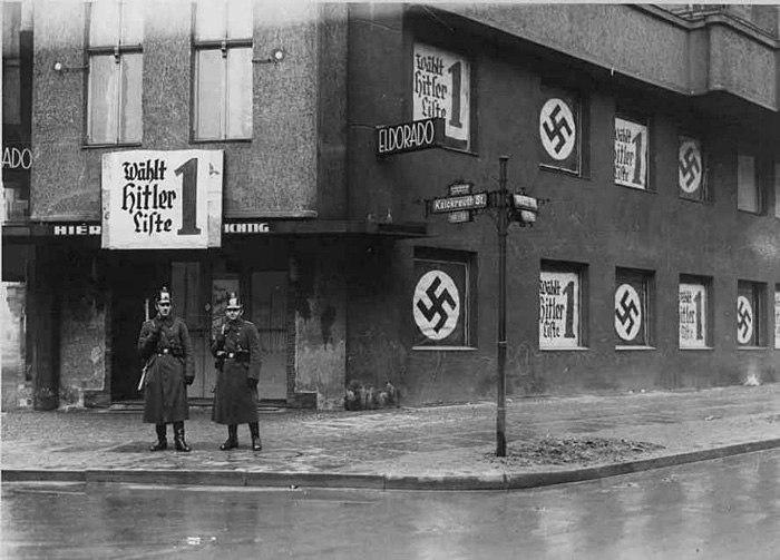 Закрытый гей-клуб в Берлине, 1938 год.