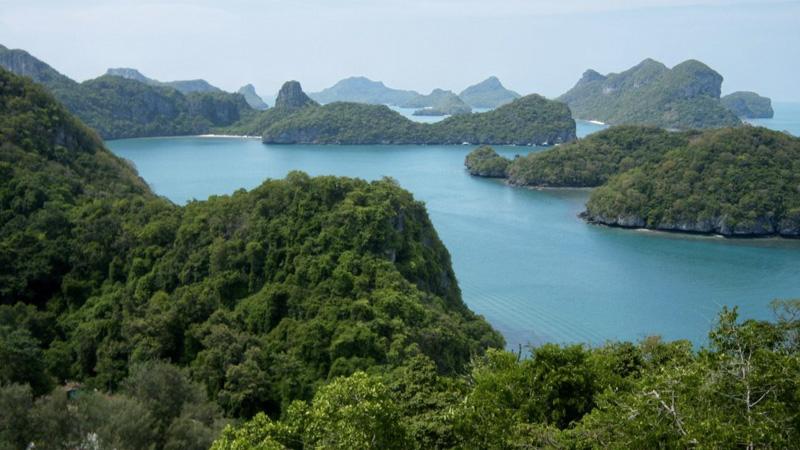 Анг Тхонг, Таиланд
