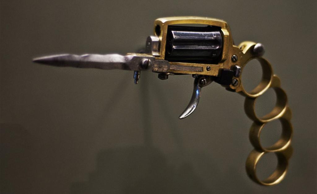 Револьвер Апаш