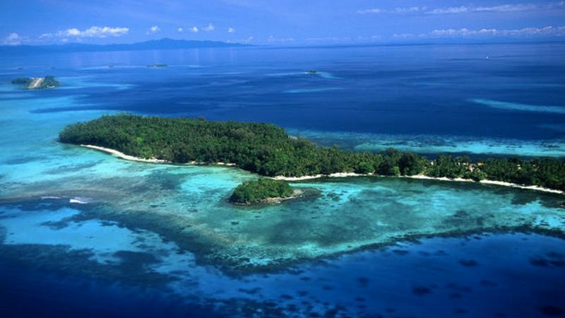 Тетепаре, Соломоновы острова