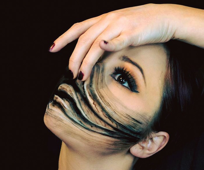 страшно красивый макияж