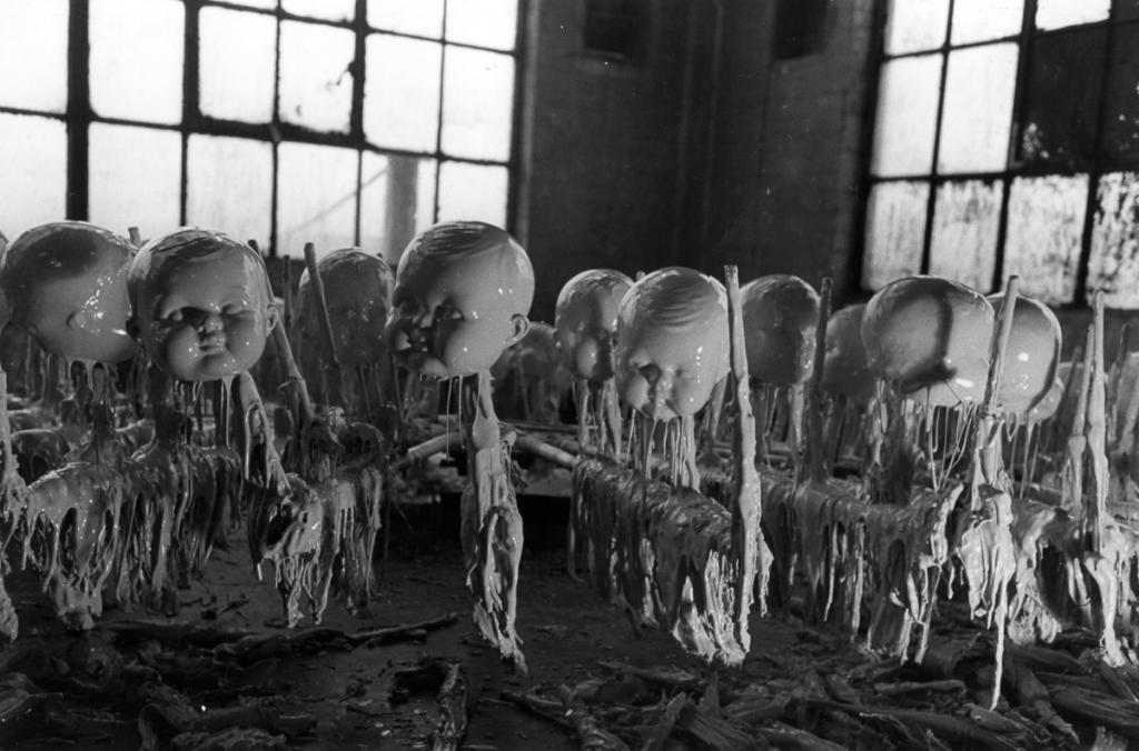 Spooky Dollies