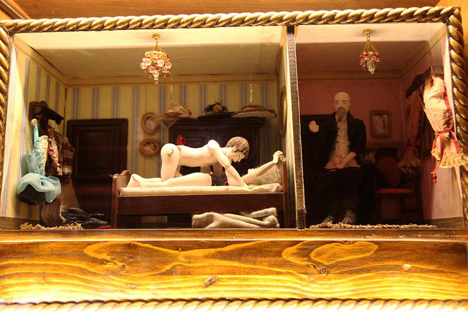 фото мира порно музеи