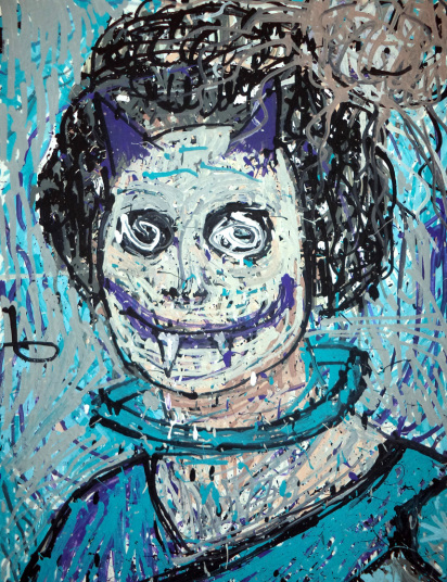 RobotArt: конкурс картин, которые рисуют роботы