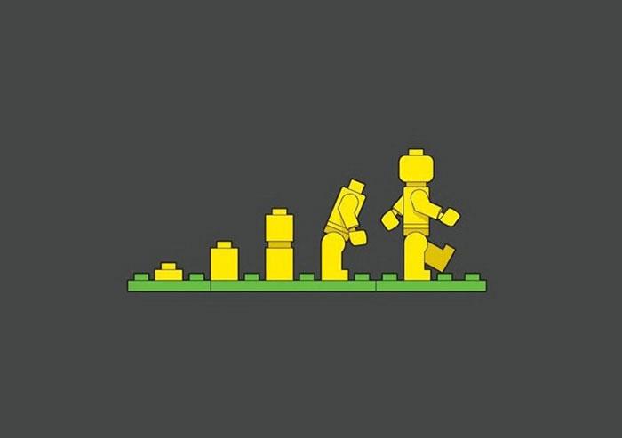 9. Лего-Дарвин. Glenn Jones