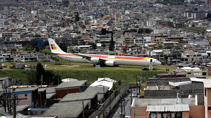 8. Аэропорт Конгоньяс, Бразилия.