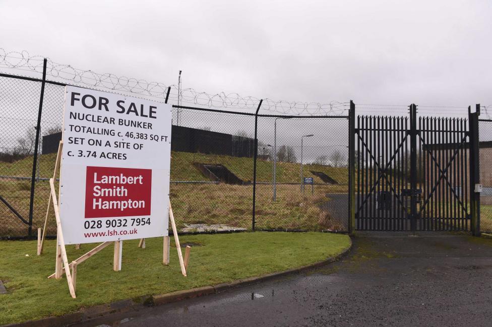 Внутри единственного ядерного бункера Северной Ирландии