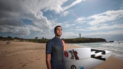 Навстречу мечте: слепой бразилец, который стал профессиональным серфером