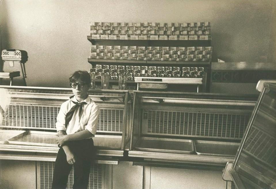Александр Сигидин. Ожидание, Днепропетровск, Украинская ССР, 1980-е. Собрание МАММ/МДФ.