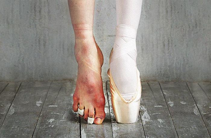 Цена аплодисментов: сила и грация артистов балета в фотографияx