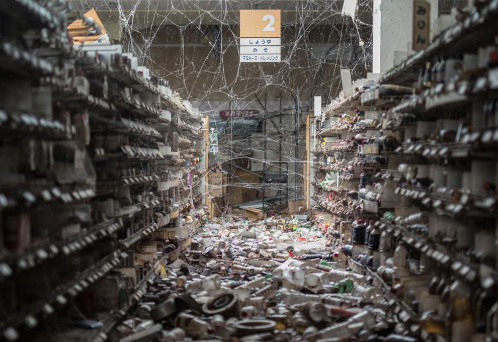 Как выглядит Фукусима спустя почти 5 лет после аварии