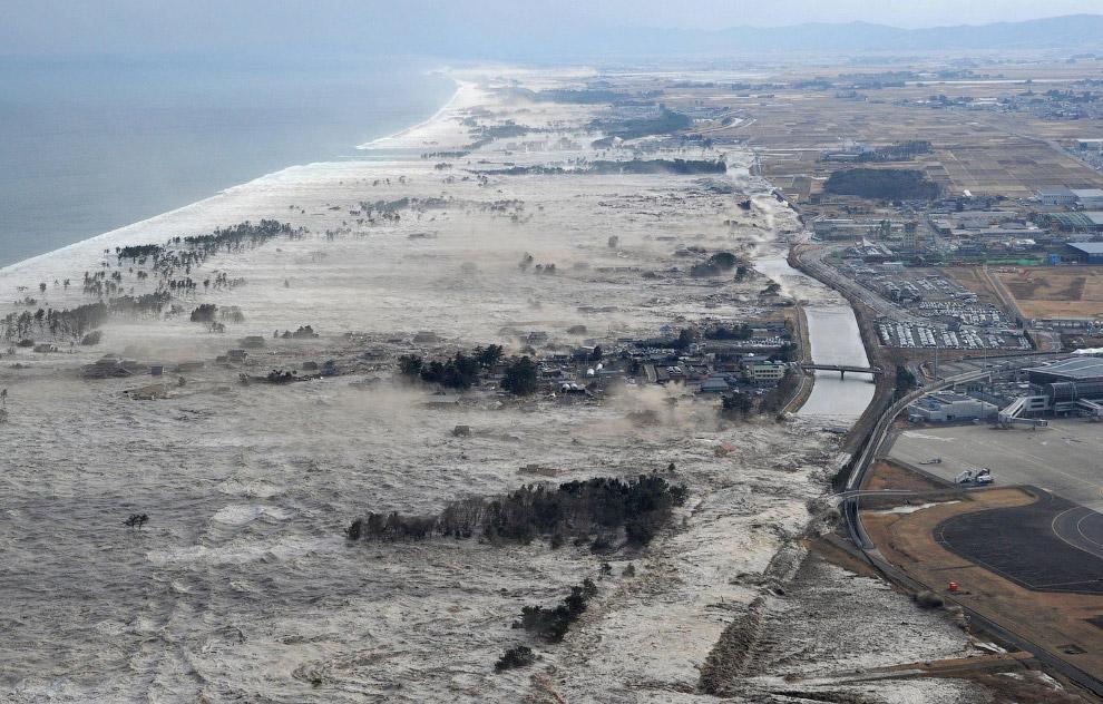 Землетрясение в Японии: 5 лет спустя