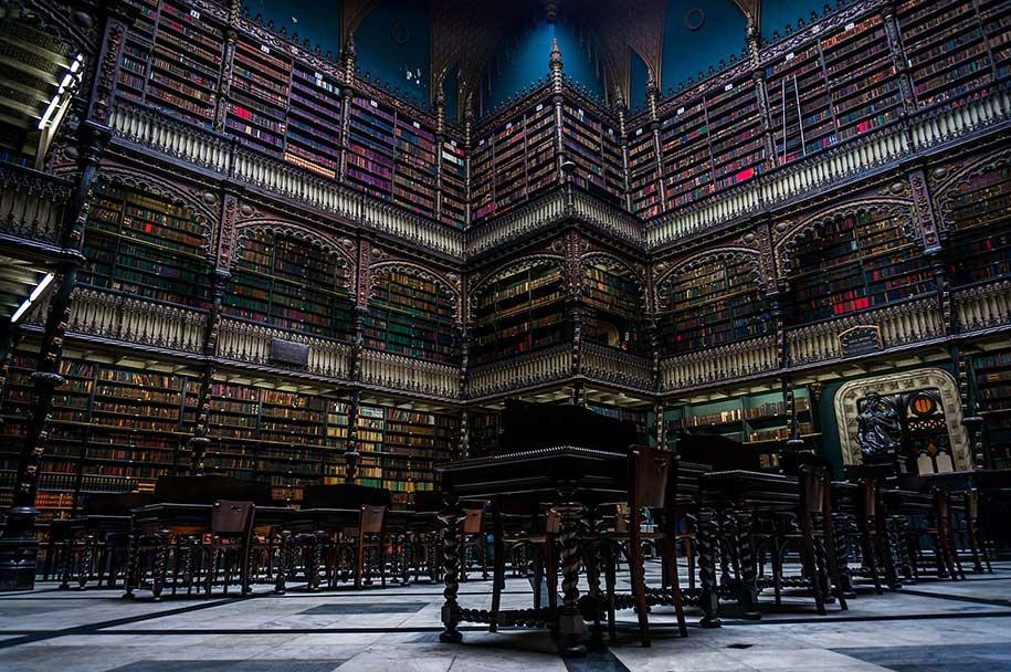 13 самых красивых библиотек мира