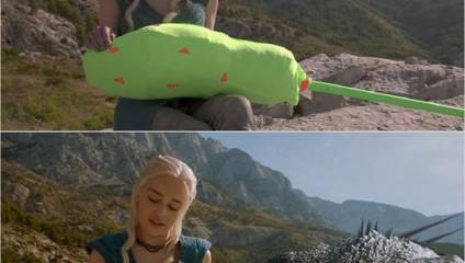 10 сцен из фильмов без спецэффектов