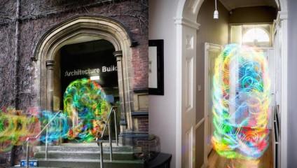 Призраки цифрового мира: Wi-Fi в фотографиях с длинной выдержкой