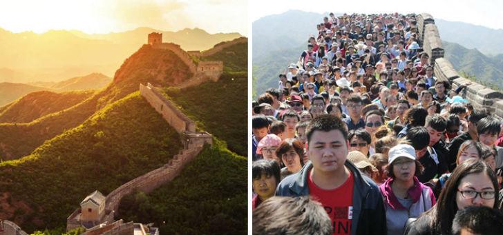 Мечта путешественника: Ожидание vs реальность