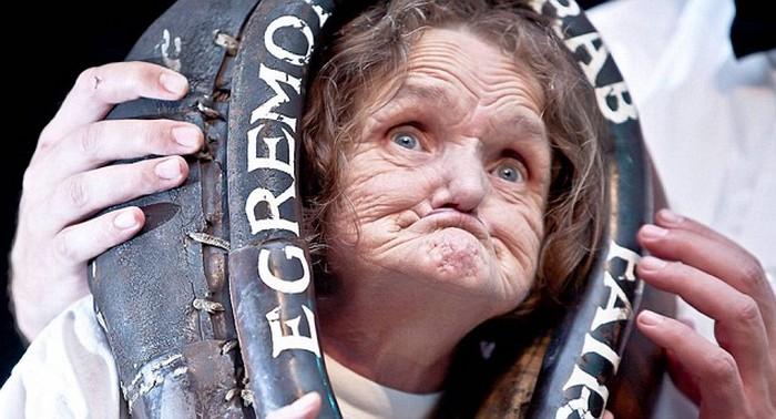 «Самая страшная женщина» в мире, которая боролась за свой титул 32 года