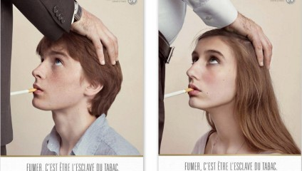 11 шедевров антитабачной рекламы со всего мира