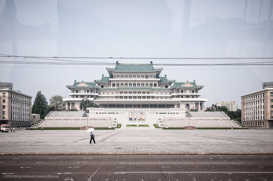 «Нелегальные» фотографии из Северной Кореи