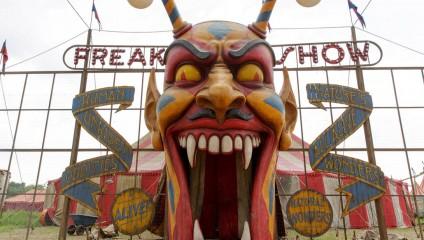 Страшные сказки: история циркового уродства