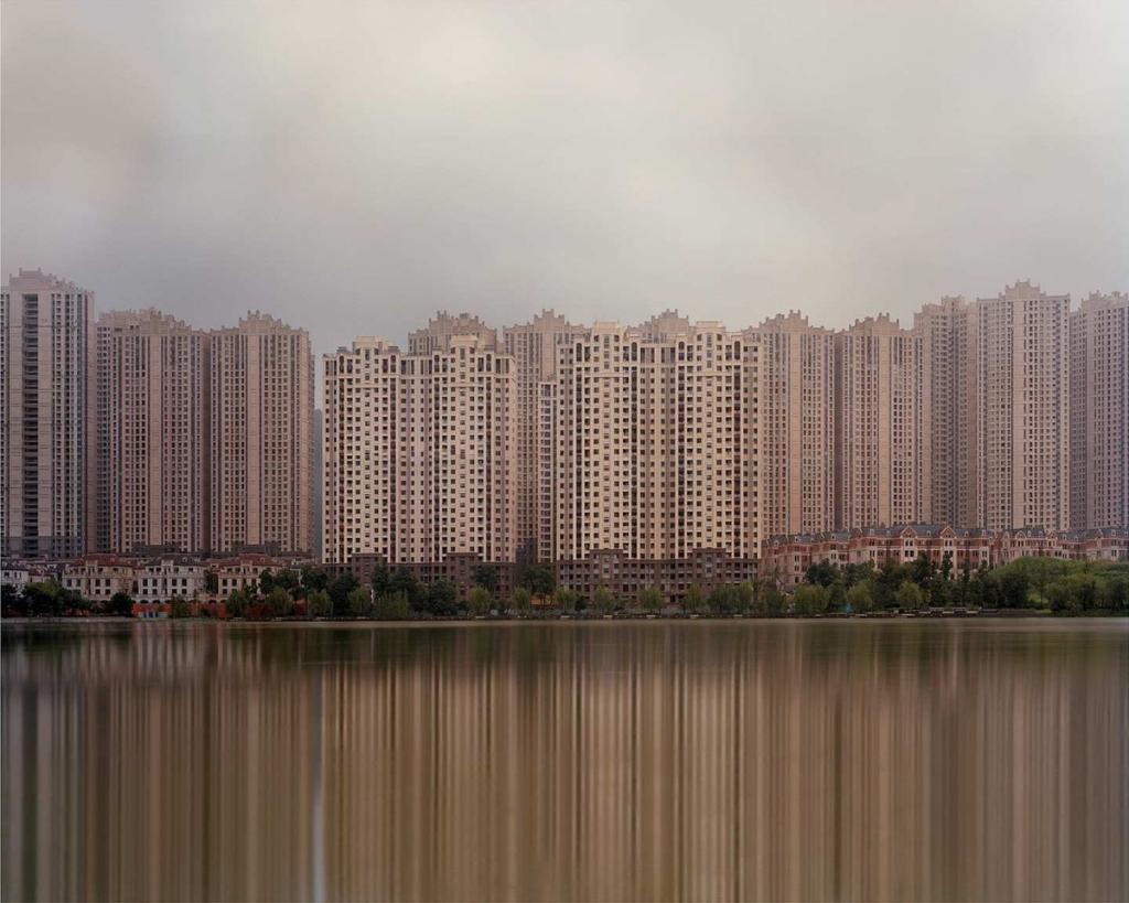 Величественные постройки-призраки китая