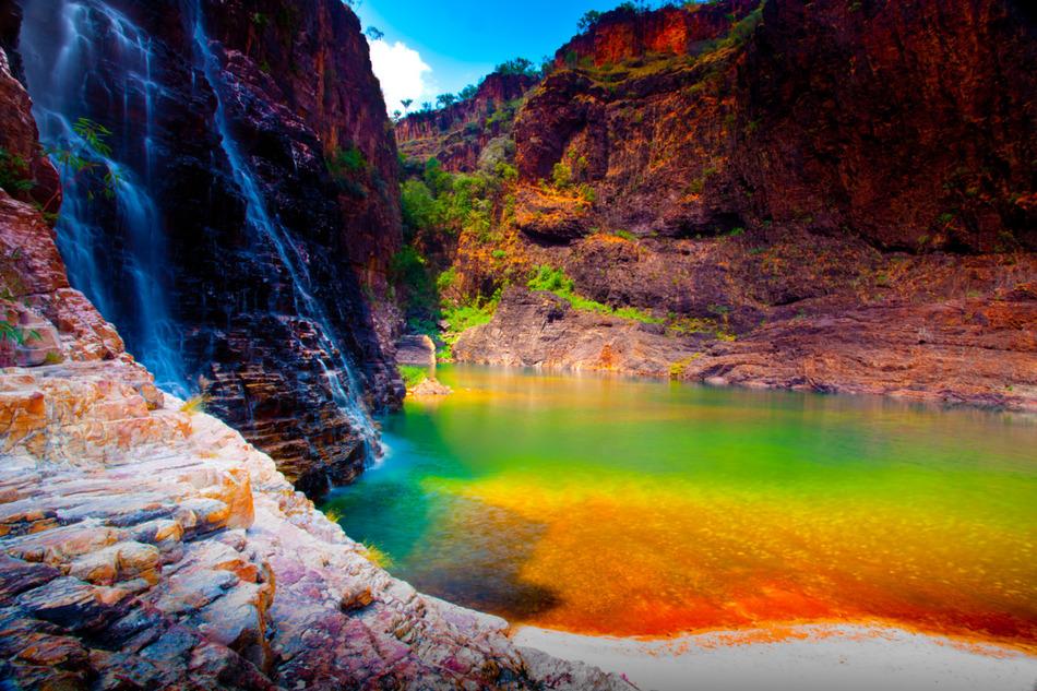 10 поразительных достопримечательностей Австралии