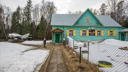 Как сейчас выглядит место гибели Юрия Гагарина