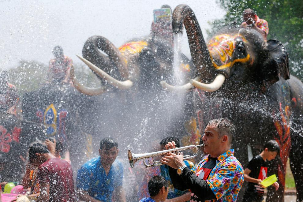 Как празднуют Новый год в Таиланде