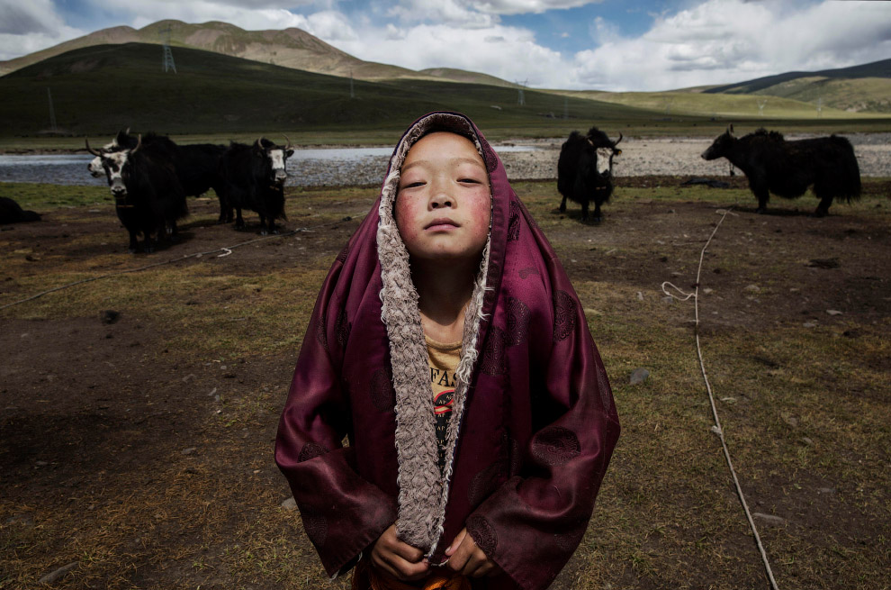 Победитель-в-категории-«Люди».-Кочевая-жизнь-на-Тибетском-плато.-Фото-Kevin-Frayer
