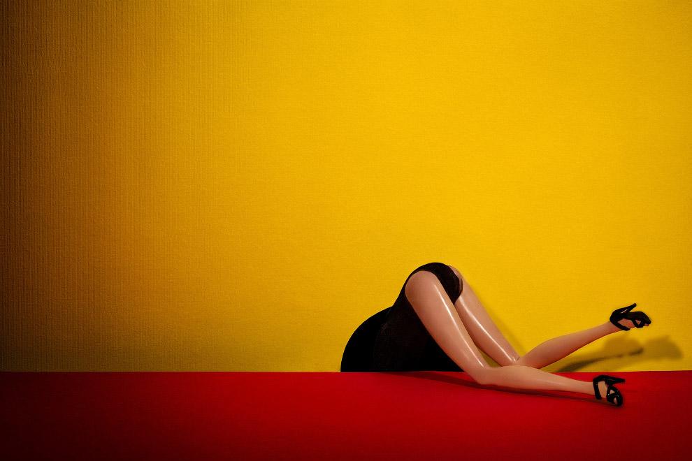 Победитель-в-категории-«Постановочное».-Барби-—-символ-современной-западной-культуры.-Фото-Alberto-Alicata