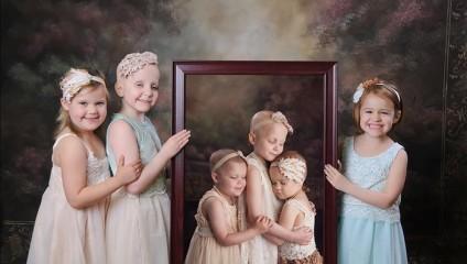 Победившие рак: трогательная история трех малышек