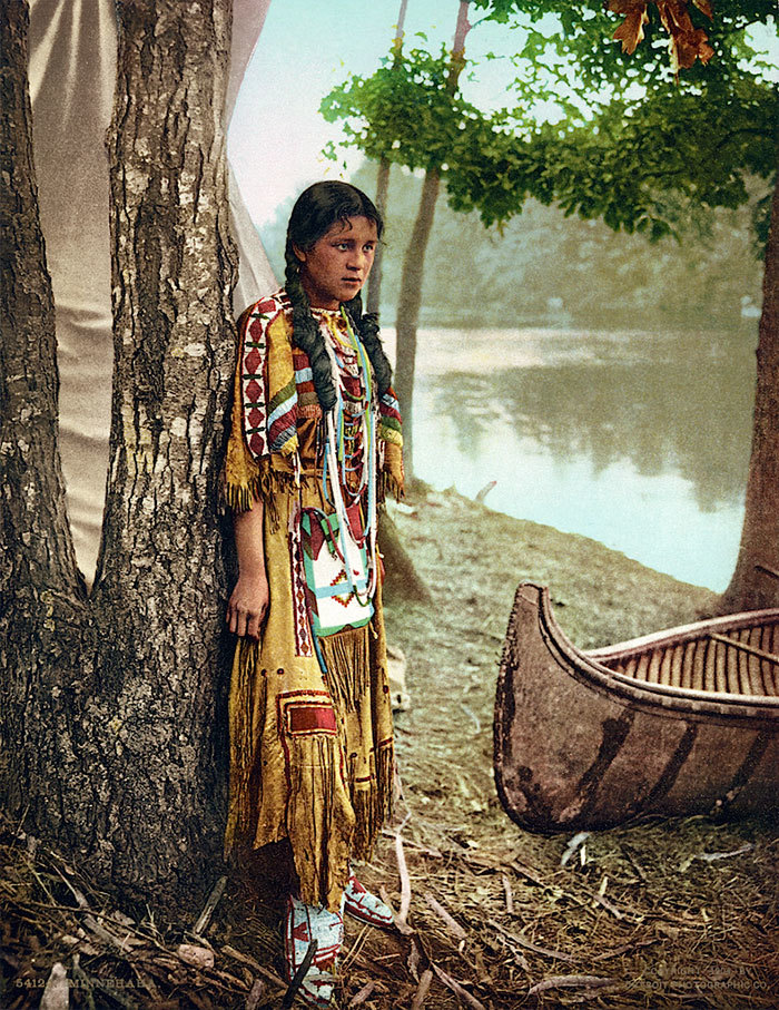 the idea of a great spirit in the religious beliefs of the native american tribes