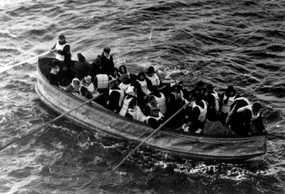 К 104-й годовщине крушения «Титаника»: выжившие пассажиры