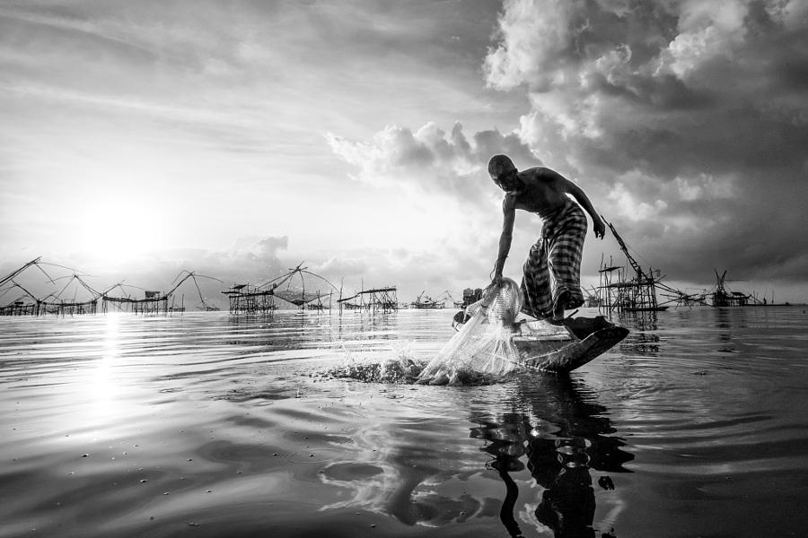 15 самых популярных чёрно-белых фотографий на 500px в этом году