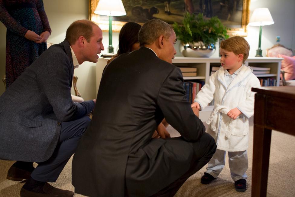 President Obama visit to UK