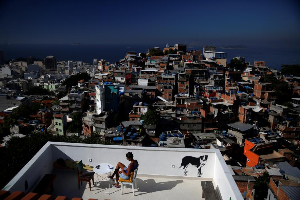 2016 Rio Olympics: A holiday in Rio's favelas
