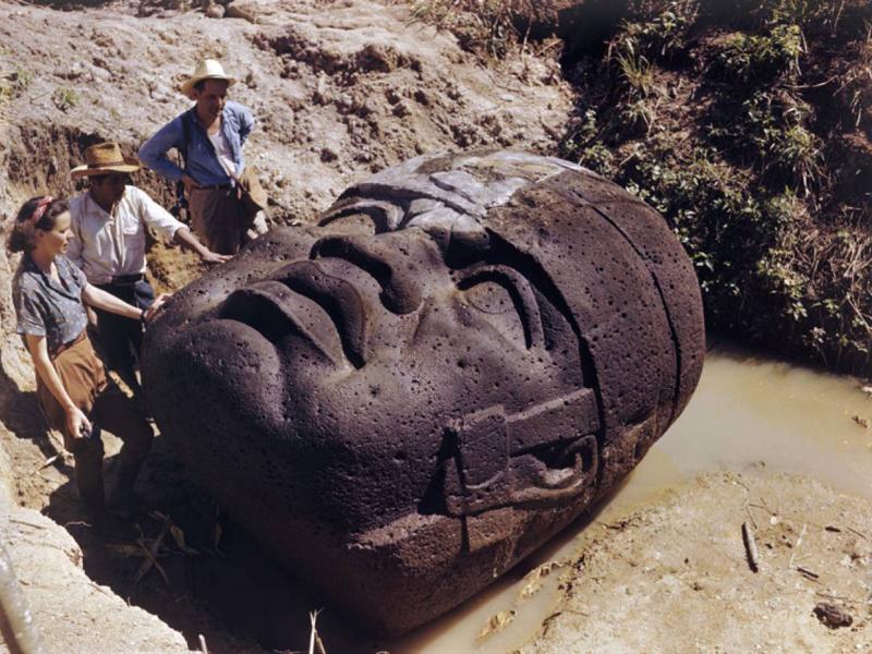 10 необьяснимых археологических находок