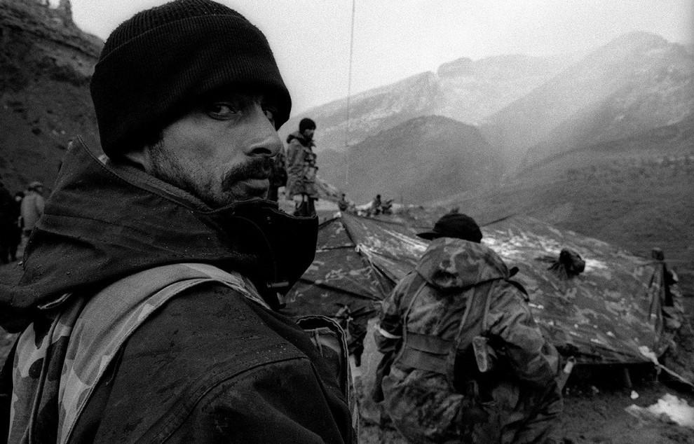 Побывать в аду и вернуться обратно: 30 лет работы военным фотокорреспондентом