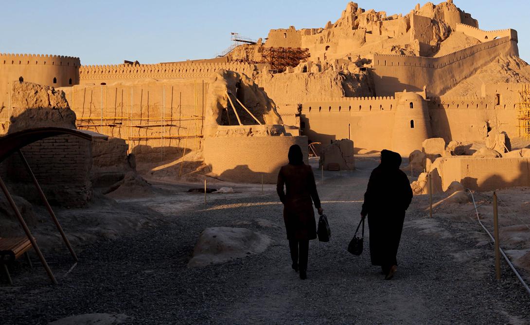 IRAN-QUAKE-BAM-HERITAGE-CITADEL
