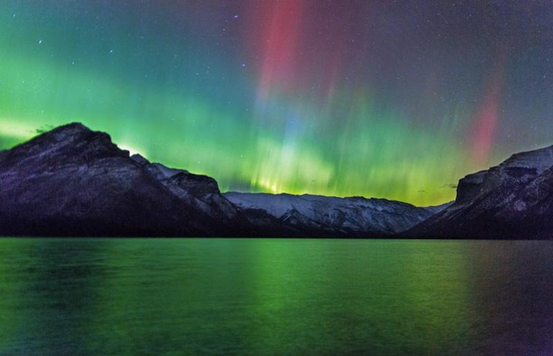 Самые невероятные световые эффекты природы