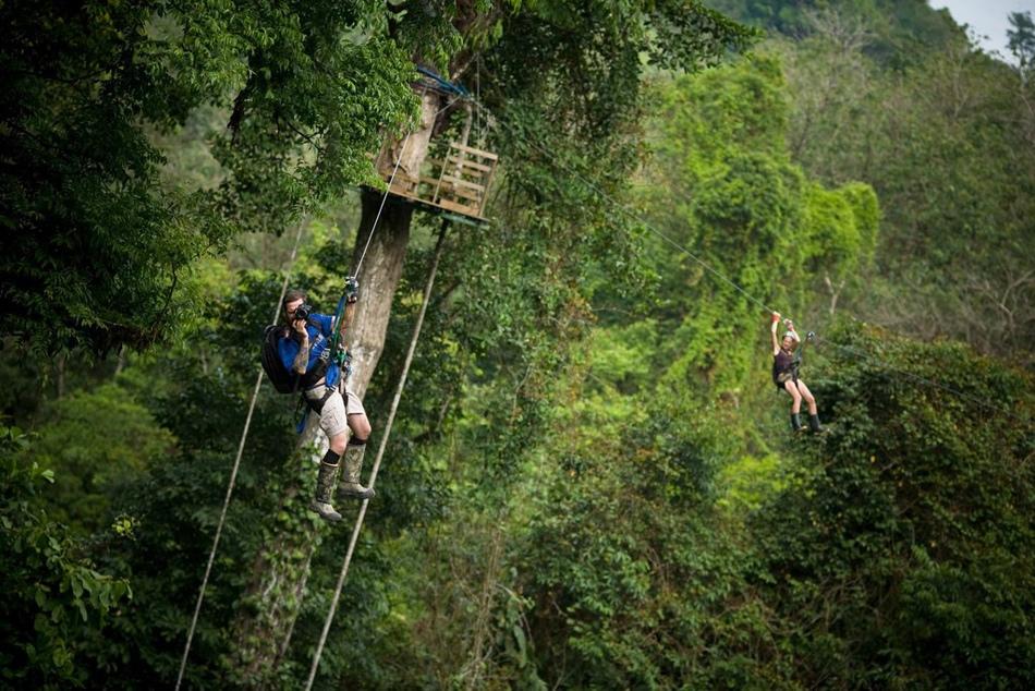 На Коста-Рике находится один из самых причудливых отелей в мире