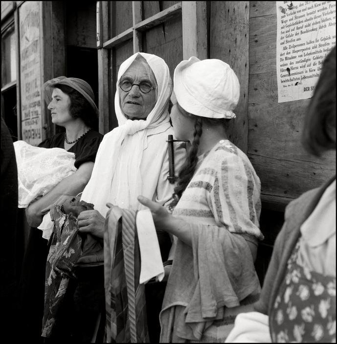 UKRAINE. Kiev. 1943. Ties and Collars for sale. M-UK-KIE-041