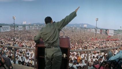 Куба при Фиделе Кастро в 1959–1969 годах: взгляд американского фотографа