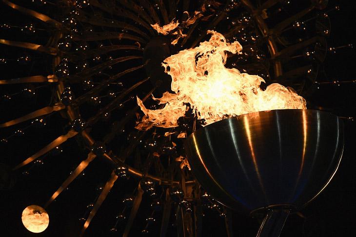 Церемония открытия Олимпийских игр 2016