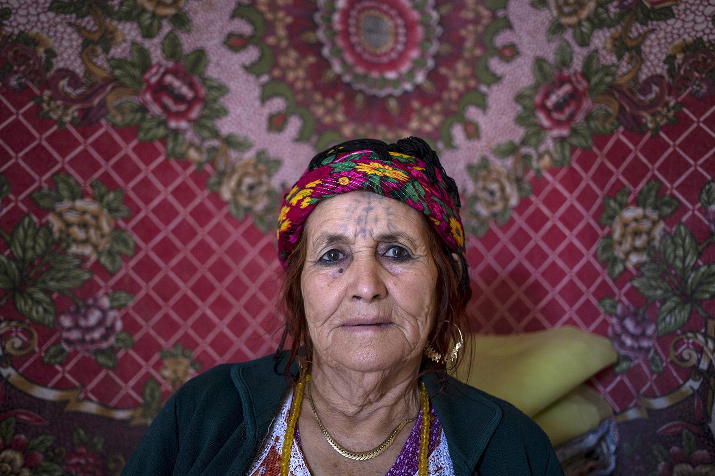 Татуировки пожилых женщин фото