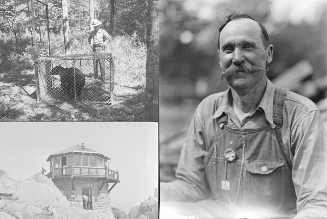 Служба национальных парков США выложила в свободный доступ фотоархив за 100 лет